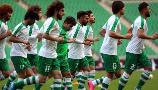 Amical : l'Irak étrille l'Arabie Saoudite (4-1)