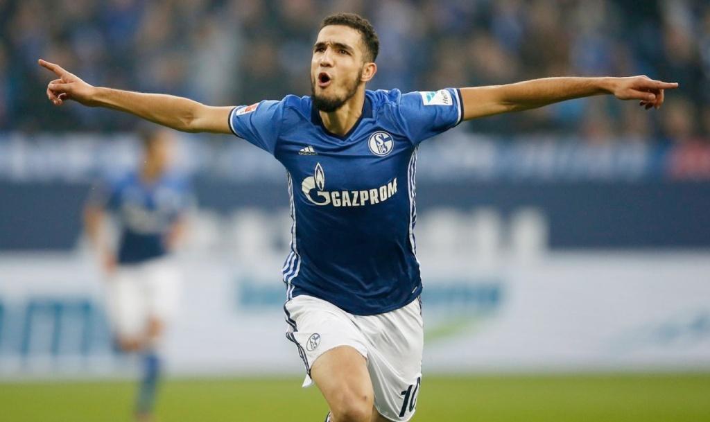 Nabil Bentaleb retrouve le sourire avec Schalke 04