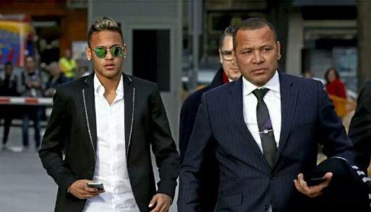 Paris SG: Al-Khelaïfi défend Neymar senior