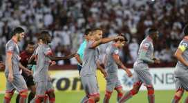 Al Duhail, Qatar, peut faire un grand pas vers les huitièmes en cas de succès contre Lokomotiv Tashkent (photo afc.com )