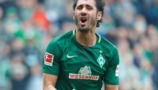 Werder Brême: Belfodil se plaît bien en Bundesliga