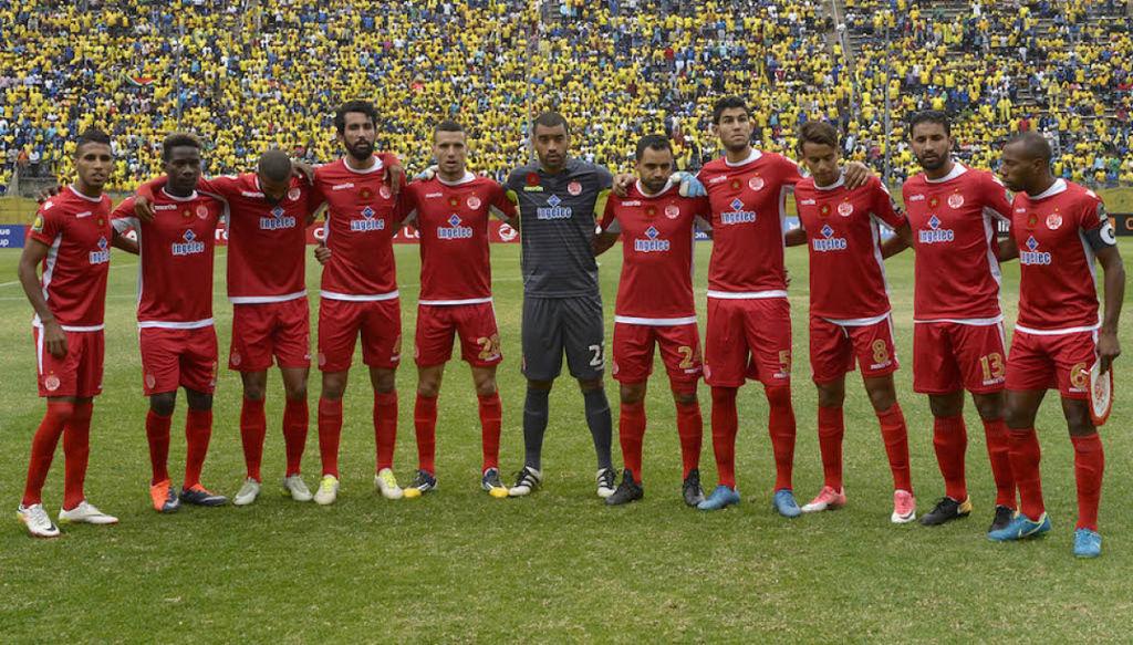 WA Casablanca  a validé son billet pour les quarts de finale  de la LDC (photo cafonline.com)