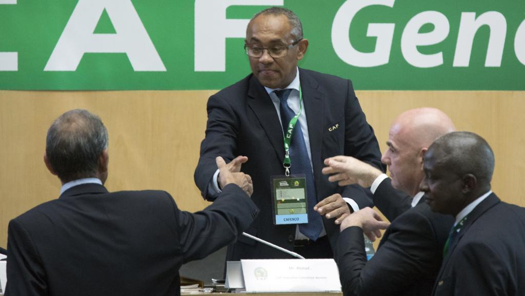 Ahmad Ahmad monte au créneau pour défendre l'équité dans la désignation du pays organisateur du Mondial 2026.