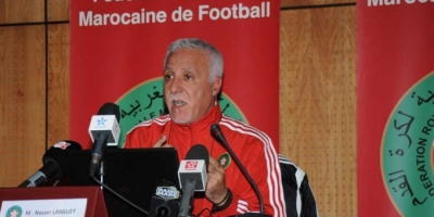 Nacer Larguet (DTN ,Maroc)