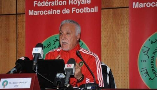 Maroc: Larguet sur le départ  de la DTN ?