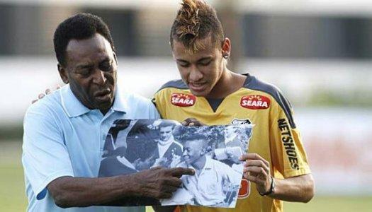 Mondial 2018 : Pelé fait confiance au Brésil de Neymar