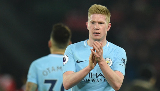 Citizens: Guardiola encense (encore) De Bruyne