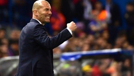 REAL : Zidane admiratif de Ronaldo et des Tifosi