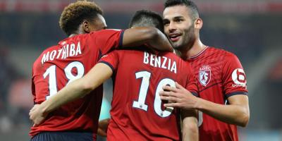 Yassine Benzia: Lille file vers la Ligue 2