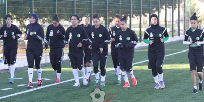 Equipe nationale algérienne dames