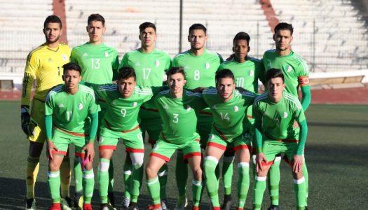 CAN U20 :2019: L'Algérie et la Mauritanie passent