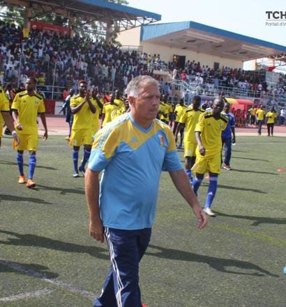 Emmanuel Tregoat à la tête du Tchad