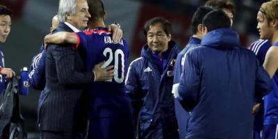 Vahid Halilhodzic n'ira pas au Mondial à la tête du Japon