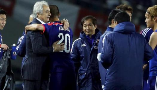 Japon :Viré, Halilhodzic est maudit