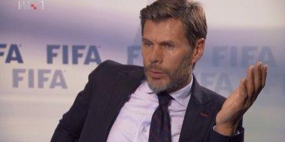 Zvonimir Boban, membre de la Task Force FIFA