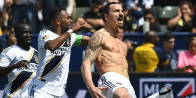 Zlatan Ibrahimovic (Los Angles Galaxy)