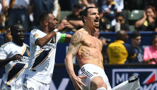 Los Angeles Galaxy :  Zlatan fait toujours du Zlatan