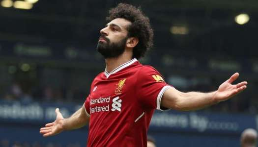 Liverpool : Salah dans le onze all-time