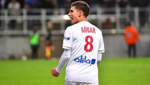 LDC  Europe: Aouar dans le onze type de l'UEFA