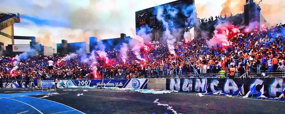 Grand stade de Tanger ( photo IRT Foot, Facebook)