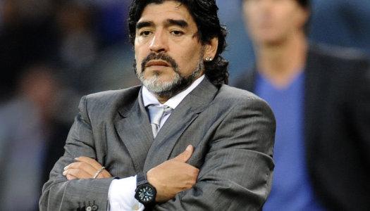 Dynamo Brest: Maradona veut des joueurs émiratis