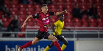 Sami Lahssaini, FC Seraing,
