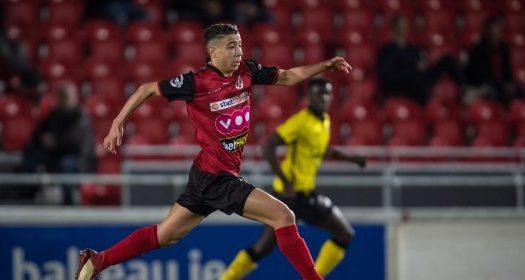 FC Metz: Sami Lahssaini arrive de Seraing