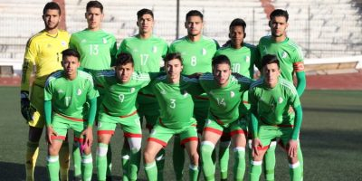 Algérie U20 (photo faf.dz)