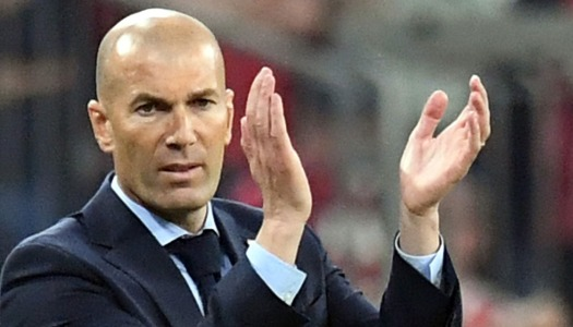 LIga : Zidane prudent comme un Sioux