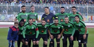 CS Constantine, champion d'Algérie 2017-2018