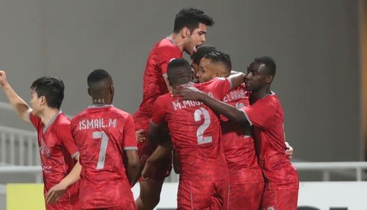 LDC Asie : Duel Qatar – Iran en quart de finale