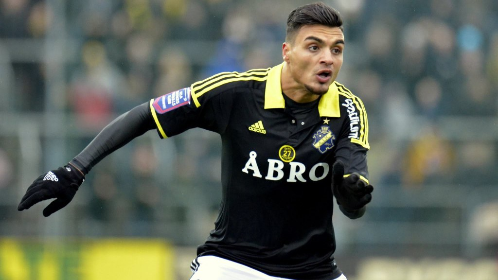 Ahmed Yasin (AIK)
