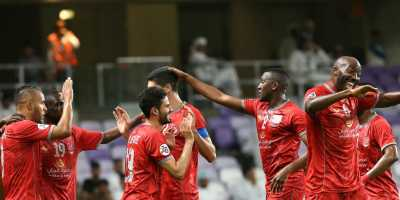 Al Ain - Al Duhail (2-4), photo afc.com