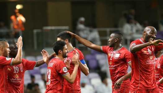 LDC Asie:  Al Duhail a giflé Al Ain (4-2)