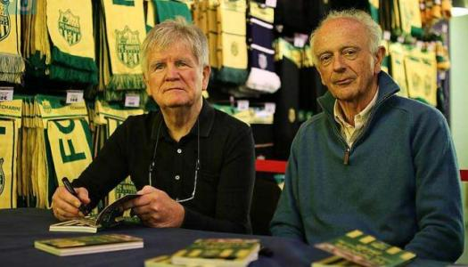 Livres:le FC Nantes raconté par Budzynski