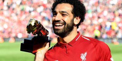 Mohamed Salah une saison de rêve avec Liverpool