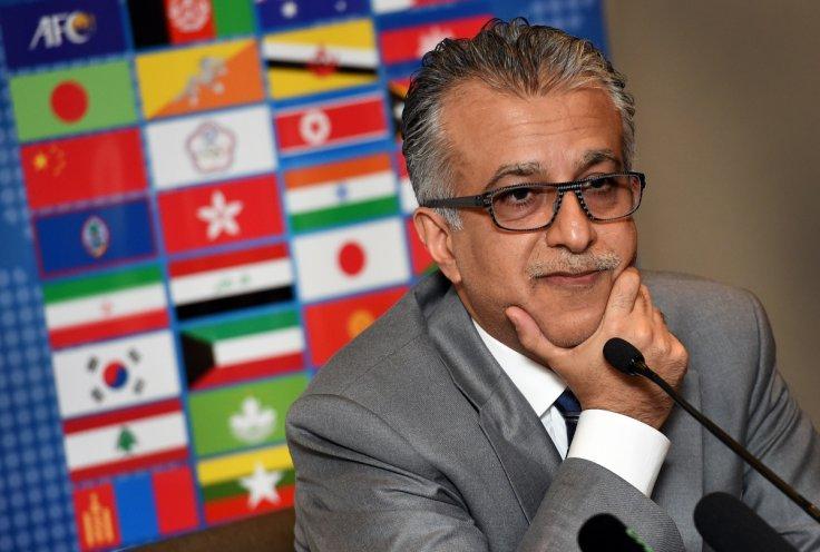 Cheikh Salman bin Ebrahim Al Khalifa, président de l'AFC (photo afc.com )
