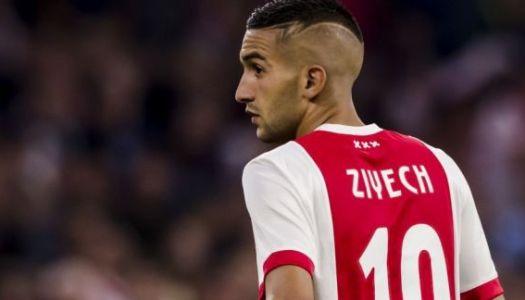Ajax Amsterdam : Retour gagnant pour Ziyech
