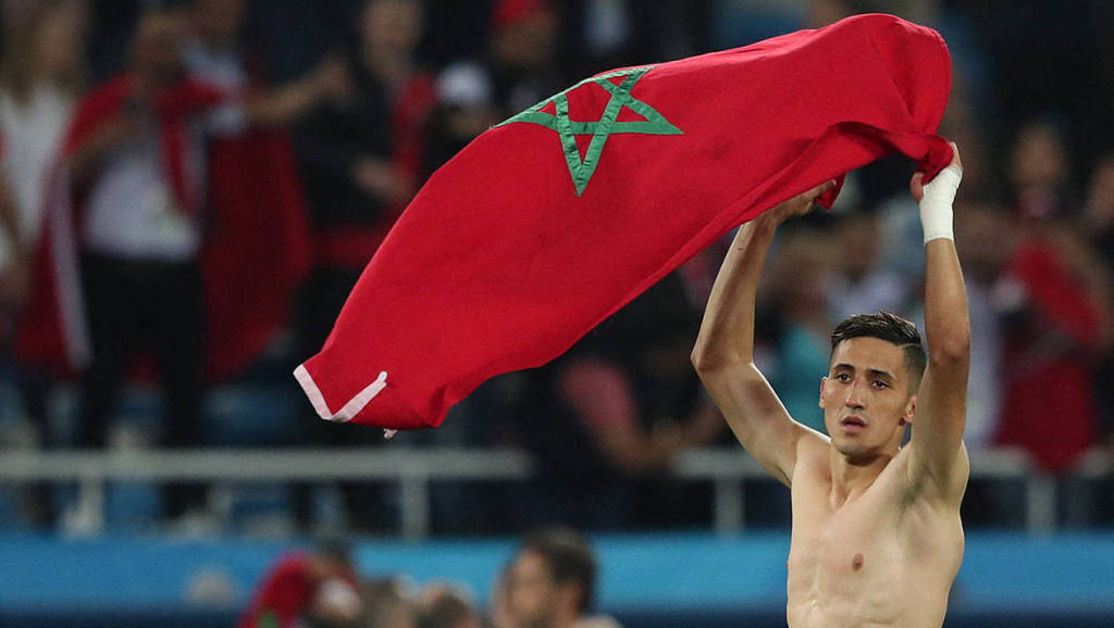 Fayçal Fajr (photo fifa.com)