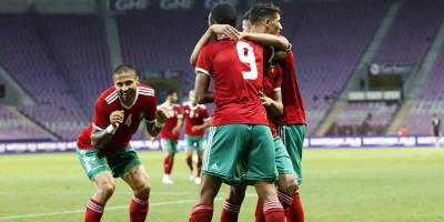 Le Maroc a dominé la Slovaquie (2-1)