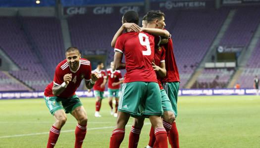 Maroc, une victoire et des belles promesses