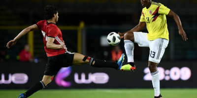 Colombie -Egypte (0-0)