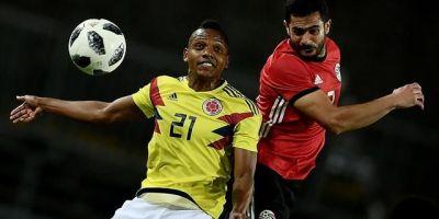 Egypte - Colombie (0-0)  La  bouteille  a moitié pleine ou  à moitié vide ?