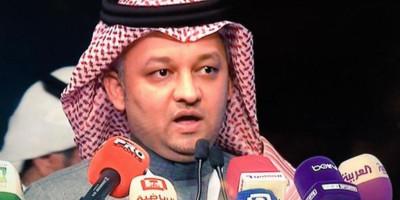 Adel Ezzat, président de la Fédération saoudienne de football