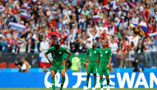 Mondial 2018 : un bilan arabe très pauvre (1)