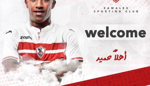 Zamalek : le Marocain Ahaddad signe 4 ans