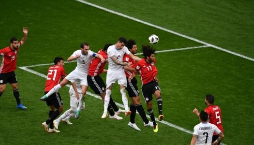 Russie 2018:  l'Uruguay a eu raison d'El Shenawy
