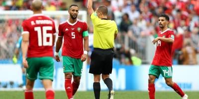 Le capitaine Benatia a été exemplaire mais cela n'a pas suffi face au Portugal (photo Fifa.com)