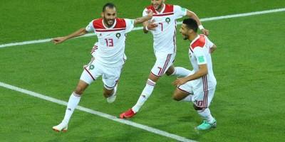 Maroc - Espgane (2-2), photo fifa.com )
