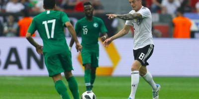 Allemagne - Arabie Saoudite (2-1)